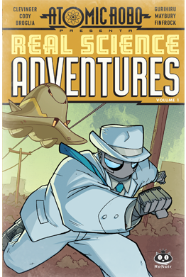 Atomic Presenta: Real Science Adventures vol.1