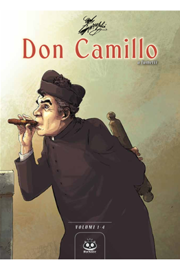 Don Camillo Cofanetto vol.1-4