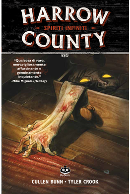 Harrow County vol.1