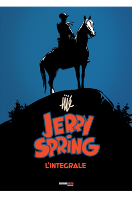 Jerry Spring Integrale vol.1