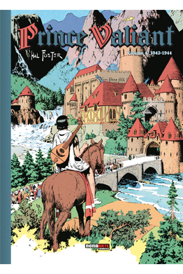 Prince Valiant Integrale vol.4