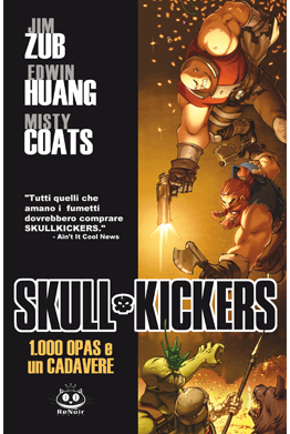 Skullkickers vol.1