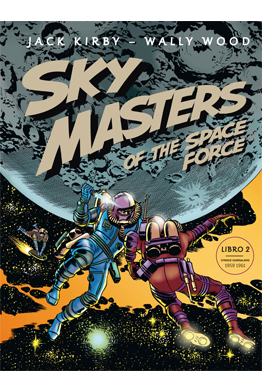 Sky Masters of the Space Force vol.2