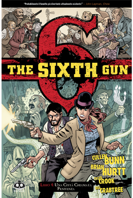 The Sixth Gun vol.4