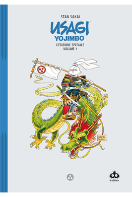 Usagi Yojimbo vol.1