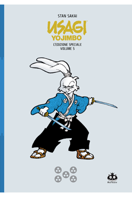 Usagi Yojimbo vol.5